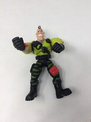 "Vintage Small Soldiers Nick Nitro 6"" Action Figure Hasbro 1998 Loose"