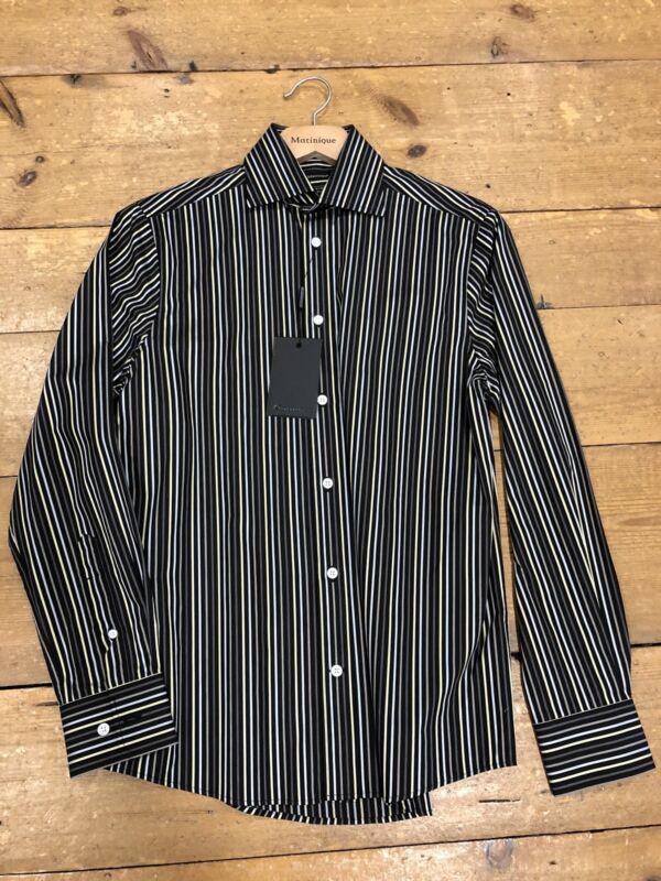 Matinique Fashion Striped Shirt - Small SALE