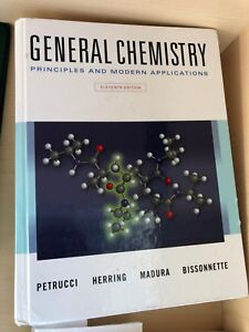 General chemistry eleventh edition