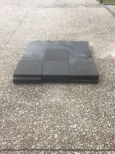 Quadro Charcoal Paver 400x400 Boondall Brisbane North East Preview