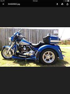 Harley Davidson Custom Trike Werribee Wyndham Area Preview