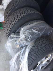 For sale:  Tires and Rims