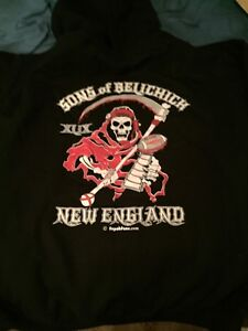 New England Patriot / Sons Of Anarchy.  Hoodie BRAND NEW