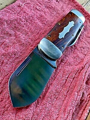 Great Eastern Cutlery Iron Wood Whaler #462218