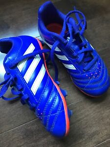 Adidas soccer cleats size 11 kids