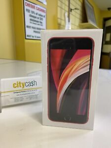 NEW iPhone SE 64GB RED UNLOCKED Adelaide CBD Adelaide City Preview