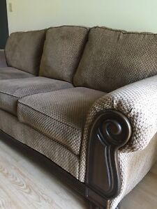 Ashley Sofa and Chair