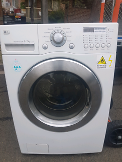 FREE DELIVERY! 9KG/5KG LG WASHER/DRYER 2 IN 1 COMBO!