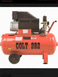 Colt 2.5HP 50L Direct Drive Air Compressor Laverton Wyndham Area Preview