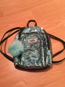 Sparkly Justice backpack