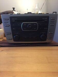 Radio Mazda6 MP3/Bluetooth