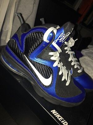 Nike ID custom lebron james shoes