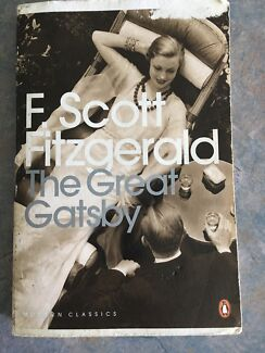 Rivermount college textbook novel the great gatsby