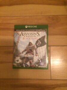 Assassins Creed IV Black Flag XB1