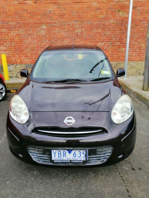 Nissan Micra Compact Family Car Cars Vans Utes Gumtree Australia Melbourne City Flemington 1260065313