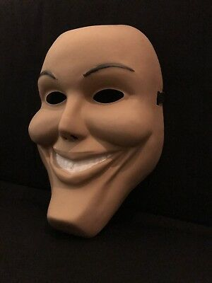 The Purge Smile Mask (The Purge Anarchy Mask Scary Smile Face Mask Halloween Party)