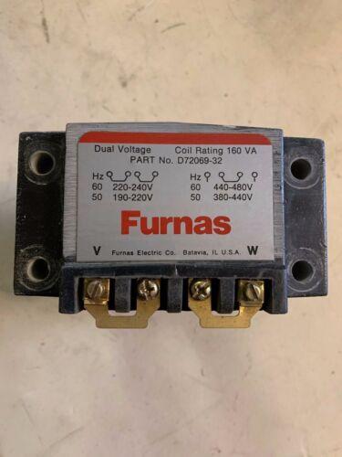 D72069-32 Furnas Coil