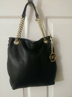 Michael kors handbag used Black