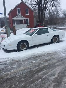 1991 Pontiac Trans Am GTA !! NEW PRICE !!