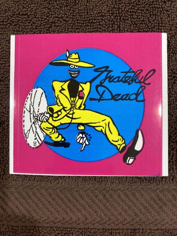 Mint Condition Grateful Dead Shakedown Street Sticker Decal Dead Head Vintage
