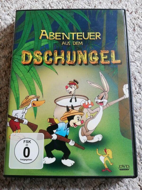 DVD Abenteuer aus dem Dschungel (Trickfilm)