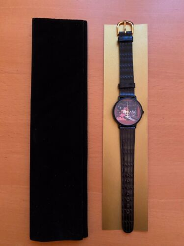 RED HOT CHILI PEPPERS One Hot Minute Promo Wrist Watch (1995) RARE!!!!!!