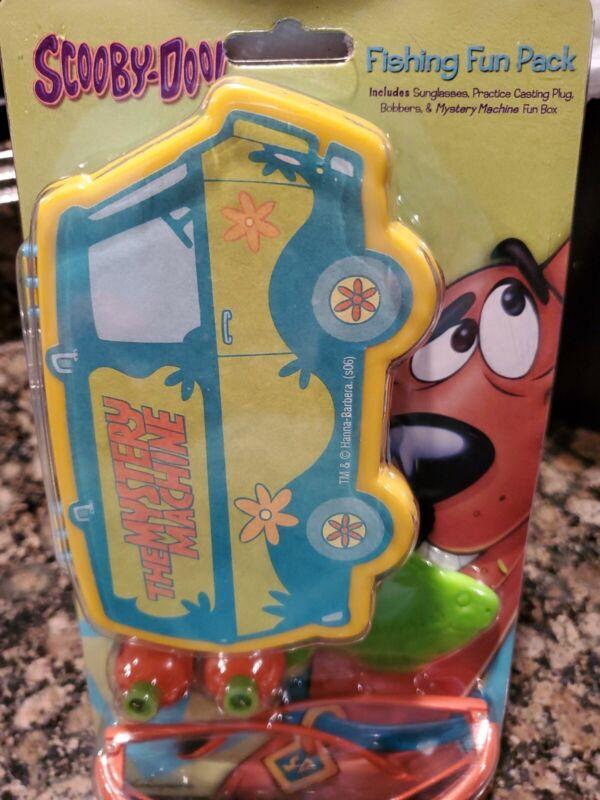 Scooby-Doo Sunglasses and Fishing Fun Pack vtg. 2006 NIP freesp