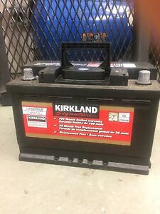 Kirkland Car Battery