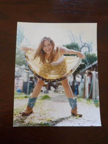 Sugarland Country Jennifer Nettles Music Singer 8x10 Color Promo Photo