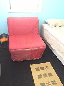 Single chair fold up Bed Berrima Bowral Area Preview