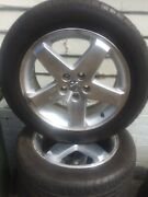 "18"" Wheels and tyres suit ford ,hilux Glenorchy Glenorchy Area Preview"