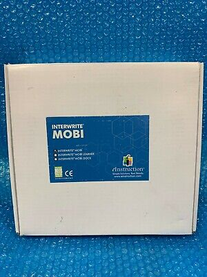 Interwrite ip501Mobi eInstruction Learning Tablet with USB, stylus pen, power cabl