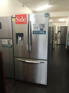 Hisense HR6FDFF630S 630L French Door Refrigerator at ****9461 Clayton Monash Area Preview