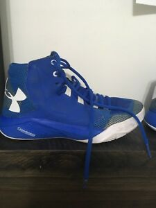 Under armour basketball shoes size 4