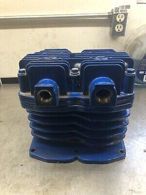 Quincy Qt5 Air Compressor Pump Head Cylinder Valve Plates Gaskets Roc 200