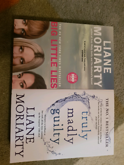 Big Little lies & Truly Madly Guilty Liane Moriarty