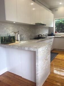 Granite Slabs ~ Oxford White Port Adelaide Port Adelaide Area Preview