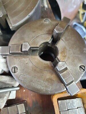 Atlas Craftsman Lathe 5 Cushman Chuck 5340b