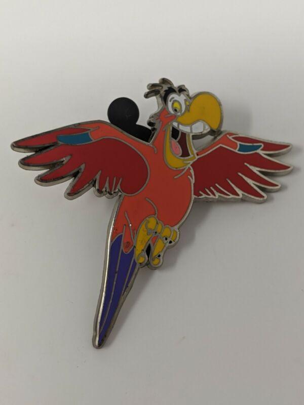 Iago Aladdin DLP Disneyland Paris Disney Pin
