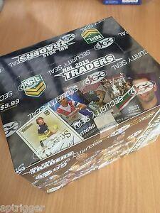 2015 NRL Traders FACTORY Sealed Box