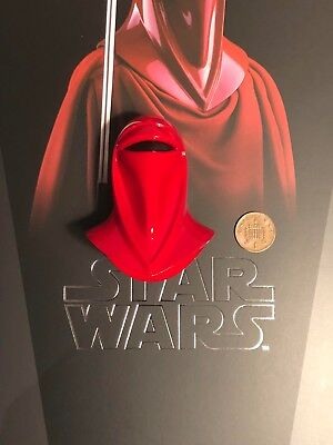 Hot Toys Star Wars ROTJ Royal Guard MMS469 Helmet Sculpt loose 1/6th scale