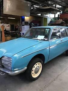 1974 Citroen GS Wagon Moonee Ponds Moonee Valley Preview