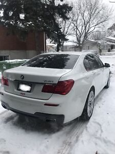 BMW 750 2012 XDrive Fully Equipped