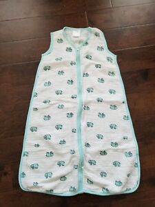 ~Aden & Anais Muslin Jungle Jam Sleeping Bag, size 12-18 mo-$20