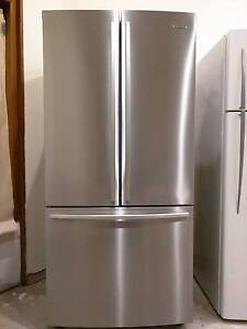 Westinghouse 510L French Door Fridge Freezer Brushed Stainless Cumberland Park Mitcham Area Preview