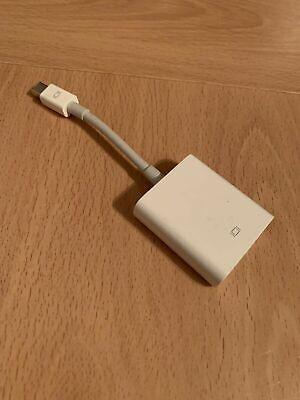 Genuine Apple Mini DisplayPort to VGA Adapter