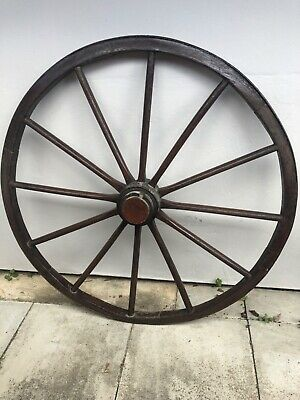 Old Devon Waggon wheel large 54 inches