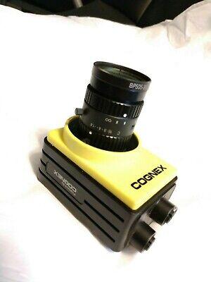 Cognex Insight Camera Is-7200-11 - Eip W Lens Cyan Bp Filter 825-0520-ir D