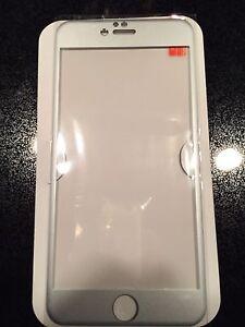 Verre trempé/ Tempered glass pour iPhone 6 Plus