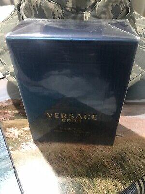 Versace Eros 200ml EDT Spray Retail Boxed Sealed